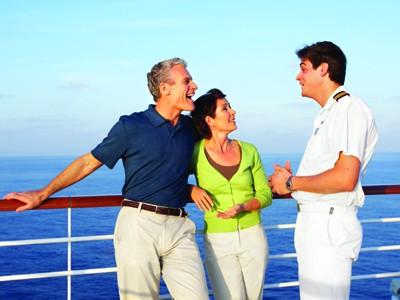 Sailing with Princess Cruises