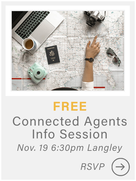connected agents info session: Nov 19
