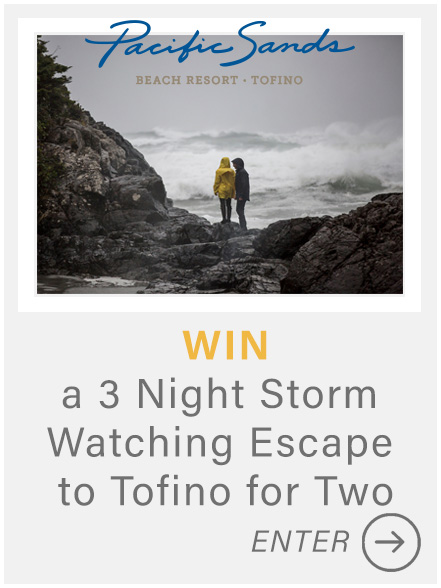 Tofino Contest: Enter