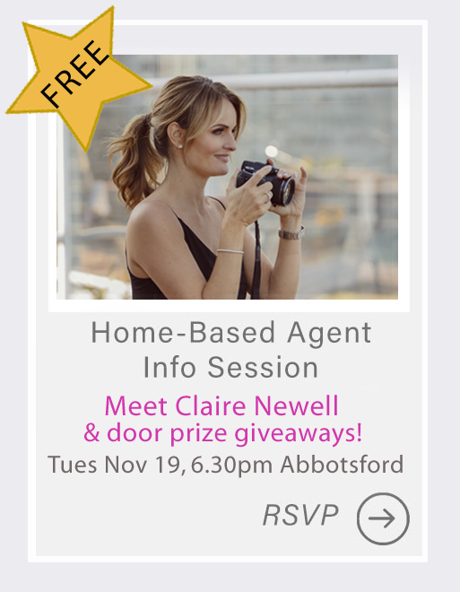 home based travel agents info session